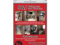 S&J Bathrooms and Kitchens Ltd