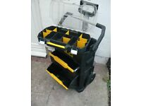 Stanley Rolling Tool Station and Storage Unit