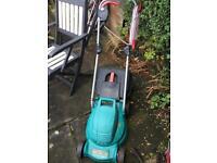 Bosch 320 rotak lawn mower