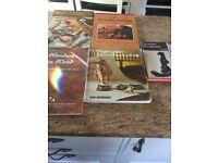 Woodworking books X 5