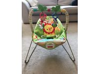 Fisher Price bouncer chair - £10 - Originally bought for £35