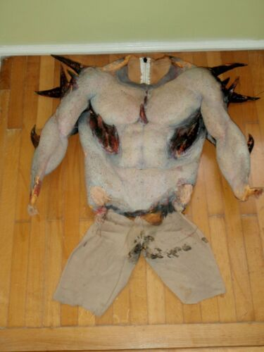 CREATURE SUIT FROM UNKNOWN PRODUCTION - MOVIE PROP