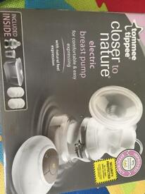 Tommee Tippee electric breast pump