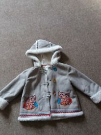 girls coat 12-18 months