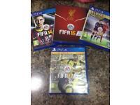 PS4 FIFA ganes