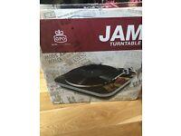 Jam Record Turntable GPO - Union Jack