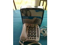 Geemarc Clearsound CL100 Multi function Telephone