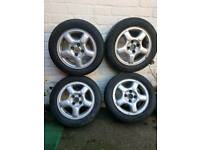 VW Polo GTI wheels