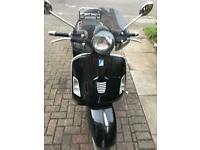 Vespa 300 reg as 125
