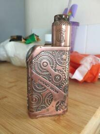 Tesla steam punk 120w