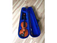Violin 1/2 half size new