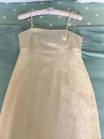 Ronald Joyce 'Victoria Jane' collection Wedding Dress / evening dress/ prom dress. Size 14