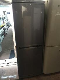 LG silver good looking frost free A-class fridge freezer cheap