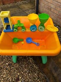 Water tray / sandpit