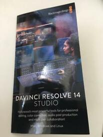 Davinci Resolve Key / Blackmagic Cameras