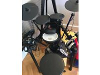 Roland RD-11K Bundle Drum Kit. In excellent condition (hardly used)!