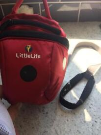 Reigns - LittleLife ladybird bag/reigns