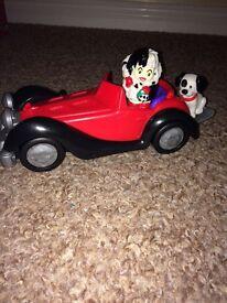 Cruella Deville car