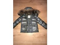 Moncler designer childrens coat age 5