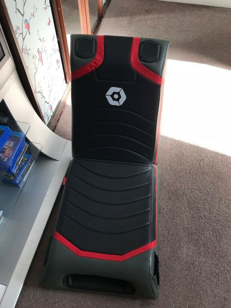 Awesome Geo Tech Gaming Chair In Aberdeen Gumtree Ibusinesslaw Wood Chair Design Ideas Ibusinesslaworg