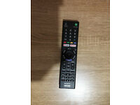 Replacement RMT-TX300E remote control for Sony TV