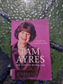 Surgically Enhanced by Pam Ayres is a 2006 Paperback Book