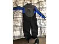 Men's full wetsuit xxxl
