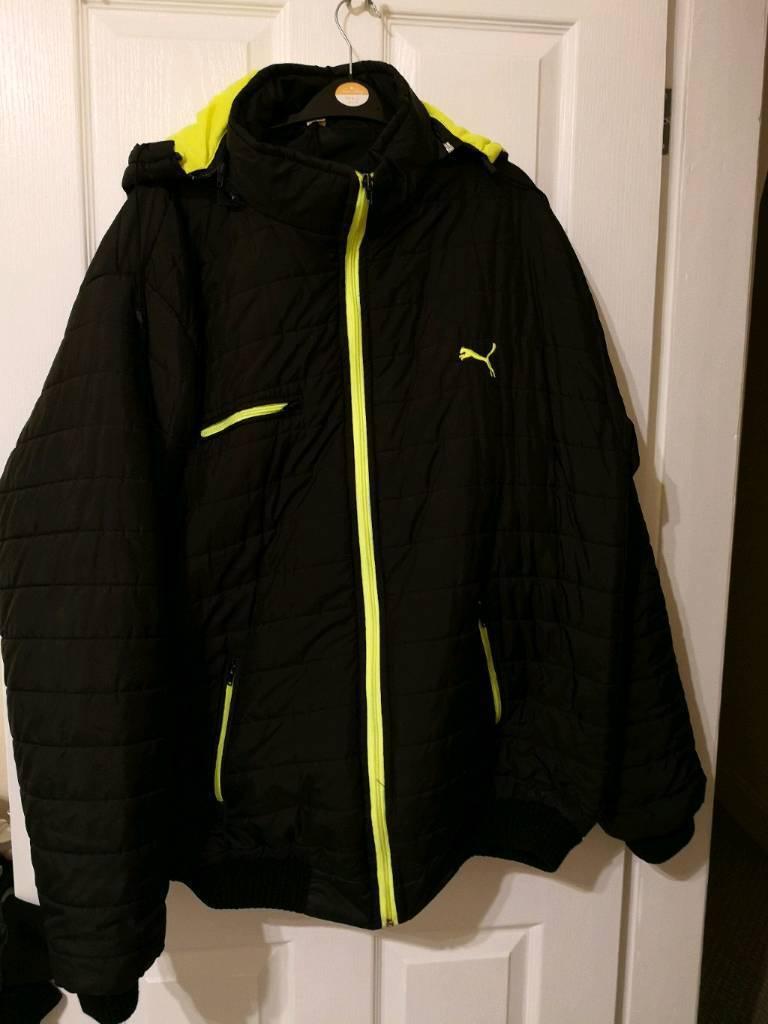 a726a0b17d Men winter jacket