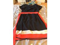 2x woman's size 10 dresses