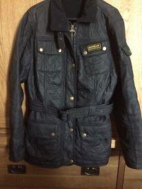 Women's Barbour coat