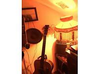 "Santa Cruz Guitar Company OM ""000"" serial 216 by Richard Hover"