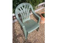 Garden chairs x2 - FREE