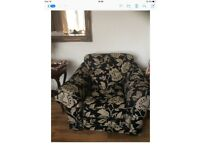 Armchair free to collector but must be able to collect as unable to help