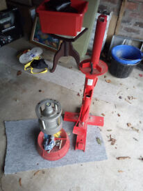 Wheel Balancer DIY home garage