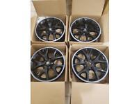 Vauxhall Corsa Vxr Alloys