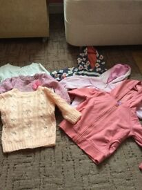 Girl's clothes (age 3-4)