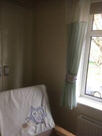 Olive, Henri and friends bedroom decoration set