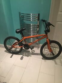 x rated bmx bike