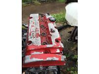 Honda Accord Type R Cam Cover Rocker Valve H22A Prelude