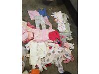 Baby girl bundles. Bargain