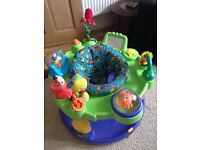 Baby's jumperoo type thing