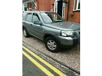 Land rover Freelander low miles