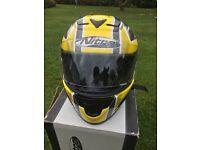 Nitro racing helmet size M