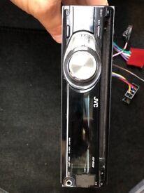 JVC kd-r508 stereo player