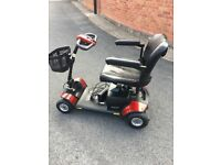 PRIDE GO GO ELITE TRAVELLER PLUS MOBILITY SCOOTER
