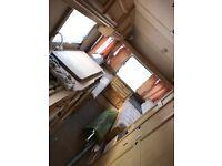 2002 abbey stafford 4 berth caravan BARGAIN