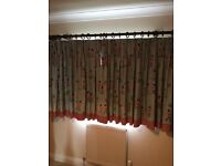 Quality Childs bedroom blackout curtains and accessories