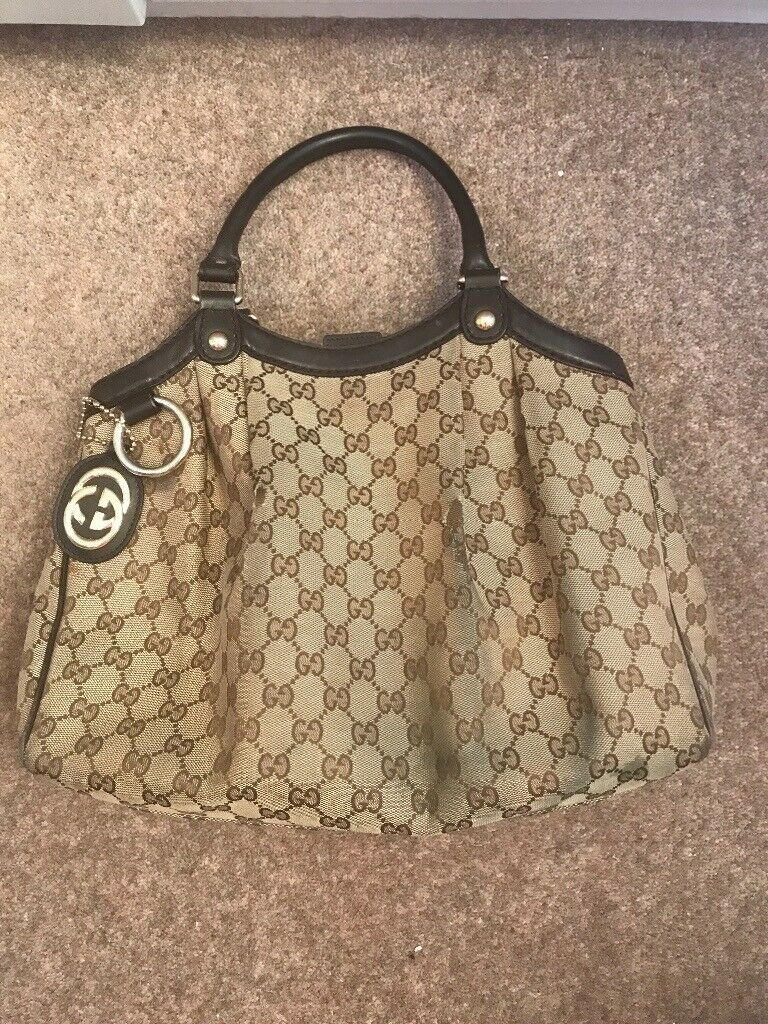83ca6b74fdb924 Genuine gucci tote handbag for sale. | in Burton-on-Trent ...