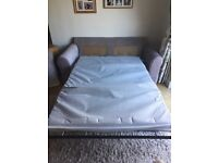 2 Seater Sofa Bed item 424/0677 on the Argos website