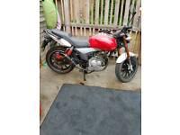 Keeway Sym xs 125cc